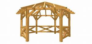 Pavillon Holz 4x4 Selber Bauen : holz 6 eck pavillon selber bauen holz ~ Articles-book.com Haus und Dekorationen