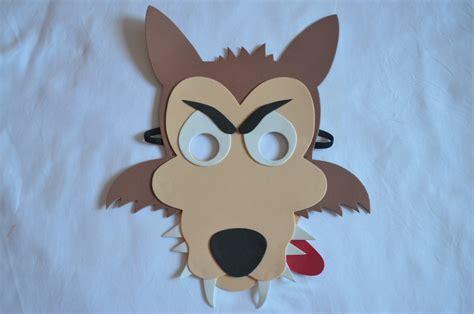 molde de mascara de lobo mau imprimir imagui molde de mascara de lobo imagui mascaras