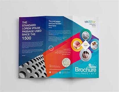 Brochure Fold Tri Professional Excellent Corporate Template