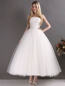 best ankle length wedding dresses you must have sang maestro With ankle length wedding dress