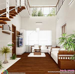 new classical interior works at trivandrum kerala home With house interior design work