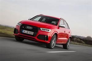 Audi Q3 Restylé : audi q3 restyl il peaufine ses arguments photo 32 l 39 argus ~ Medecine-chirurgie-esthetiques.com Avis de Voitures