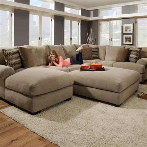 Comfortable Settee Most Comfortable Sectional Sofa With Chaise Home Ideas