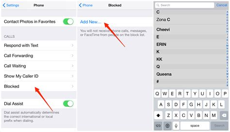how to block emails on iphone how to block calls messages and facetime on iphone in ios
