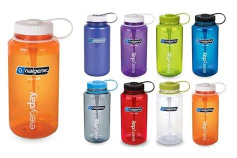 Nalgene 32oz Wide Mouth Water Bottle Bpa Free Plastic