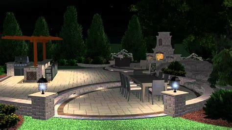 landscape studio 7 unilock new york showcase project