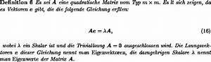 Eigenwert Matrix Berechnen : farben13 ~ Themetempest.com Abrechnung