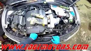 Vw Passat Audi A4 Timing Belt Replacement Diy By Edge