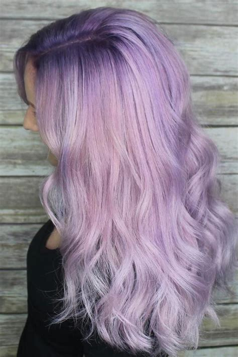 Best 25 Light Purple Hair Dye Ideas On Pinterest Light