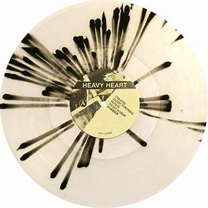 Heavy Heart - Distance Colored Vinyl