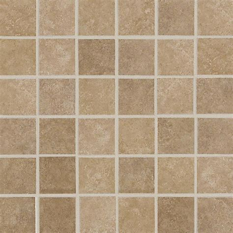 ceramic tile shop american olean weddington russet uniform squares mosaic ceramic floor and wall tile common