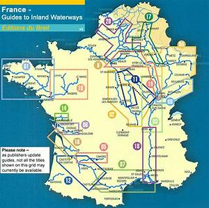 France: Editions du Breil Guides to Inland Waterways