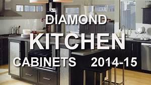 diamond kitchen cabinet catalog 2014 15 at lowes youtube With kitchen cabinets lowes with stop sign stickers