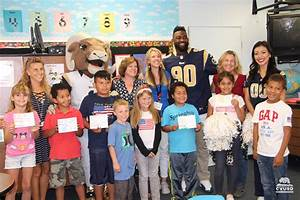 Los Angeles Rams & Wells Fargo Partner with American Red ...