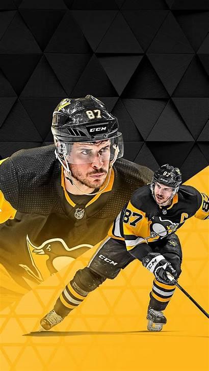 Penguins Nhl Crosby Sidney Pittsburgh Hockey Wallpapers