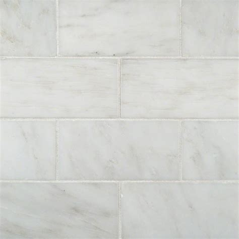 3x6 marble tile subway tile greecian white marble subway tile 3x6
