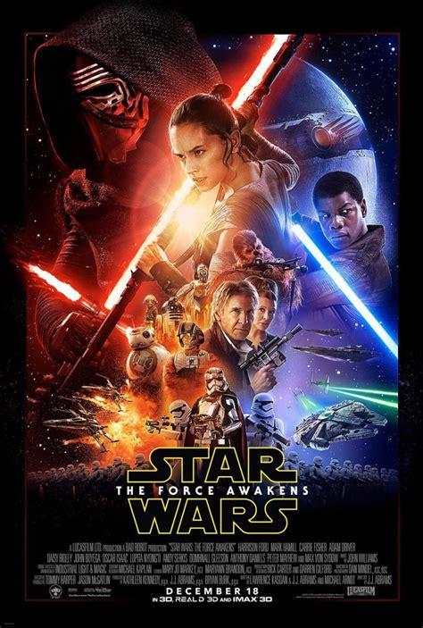 Star Wars El Despertar De La Fuerza (2015) Filmaffinity