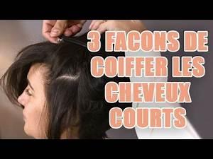 Coiffer Un Carré : coiffer un carr plongeant court ~ Farleysfitness.com Idées de Décoration