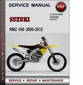Suzuki Rmz 450 2005
