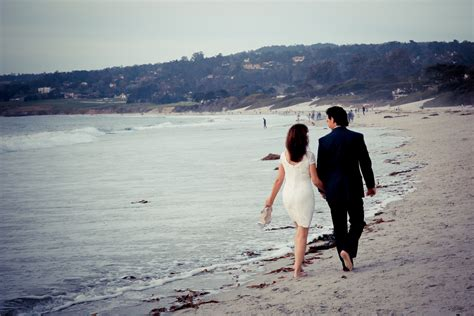 Elope In Monterey For A Stress-free Wedding Experience