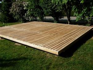 Mobilier Jardin Bois : mobilier de jardin en bois ~ Premium-room.com Idées de Décoration