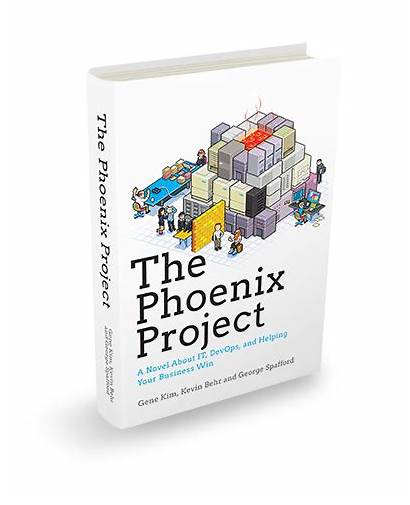 Phoenix Project Devops Boardroom Way