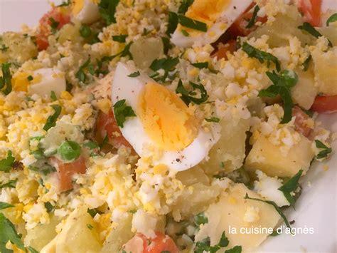 recette cuisine polonaise salade à la polonaise la cuisine d 39 agnèsla cuisine d 39 agnès