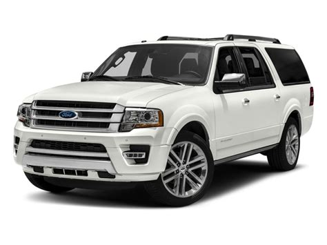 New 2016 Ford Expedition El Prices