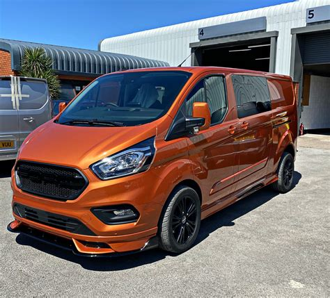 ^ available at participating ford dealers on 2019.75my transit onwards and 2019.75my transit custom onwards vehicles first purchased by a private or blue fleet customer or as a dealer. New Ford Transit Custom Sport Hornet From Swiss Vans