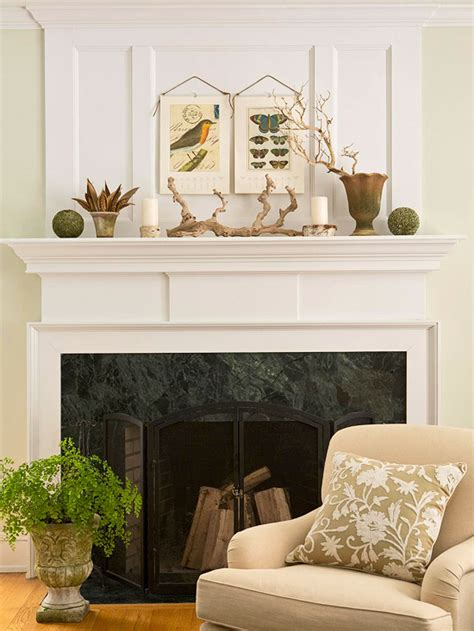 decorating ideas  fireplace mantel decorating ideas