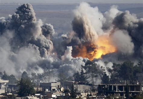 Us Air Strike In Syria Kills More Than 100 Al Qaeda Members Defence Official  The London Post