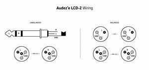 4 Pin Audeze Xlr Wiring Diagram