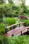 86 best Garden bridges images on Pinterest | Backyard bamboo garden bridge