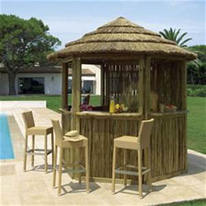 Stunning Kiosque Jardin Bois Exotique Contemporary Amazing House ...