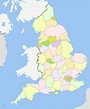 Counties of England - Wikipedia