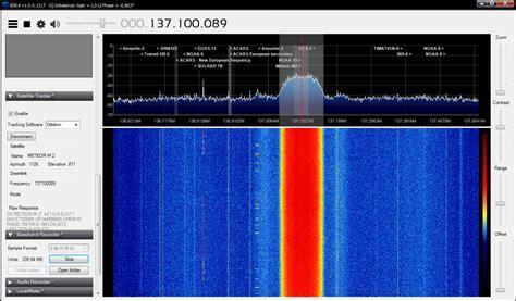 Receiving Meteor-m N2 Lrpt Weather