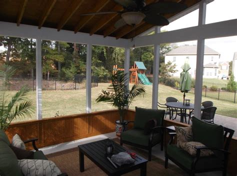 a salt lake city screened in porch for luxurious outdoor