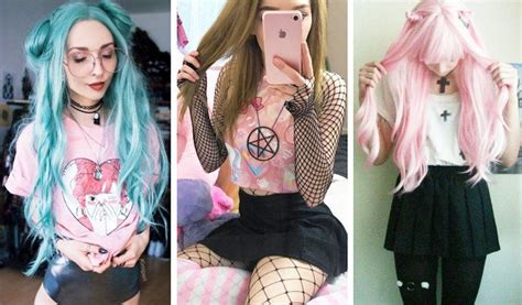 pastel goth ultimate style guide itgirl