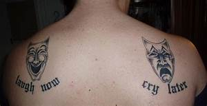 Smile Now Cry Later Tattoos Tupac | www.pixshark.com ...