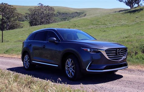 mazda products 2016 mazda cx 9 first drive review three rows of zoom