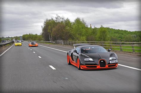 Bugatti Test Track by Bugatti Veyron Sport Wre Flybys Gtspirit