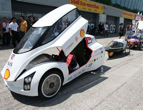 Shell Eco-marathon Europe | Tech Talents