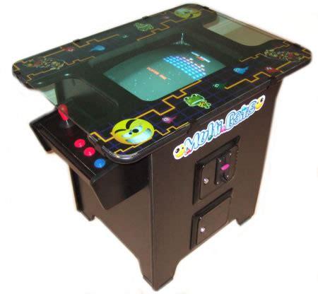 Cocktail Arcade Hire  Big Fun