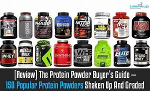 Review  The Protein Powder Buyer U0026 39 S Guide  U2014 150 Popular Protein Powders Shaken Up And Graded