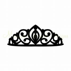 Queen Crown Clipart Black And White | Clipart Panda - Free ...