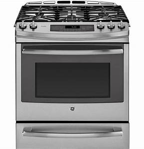 Ge Profile 30 U0026quot  Stainless Steel Gas Range