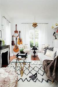 Interior Design Pinspiration: La Vie Bohème | Guitar ...