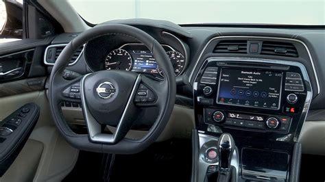 2018 Nissan Maxima  Interior Youtube