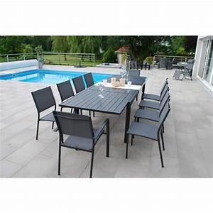 Table De Jardin Auchan : promo table de jardin ~ Teatrodelosmanantiales.com Idées de Décoration