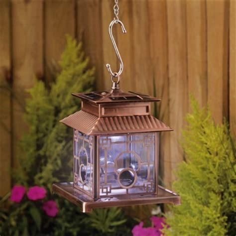 solar bird feeder